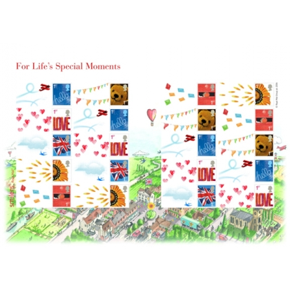 LS32 Life's Special Moments Smilers Sheet