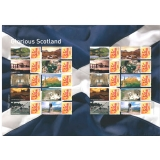 LS44 Glorious Scotland Smilers Sheet s..