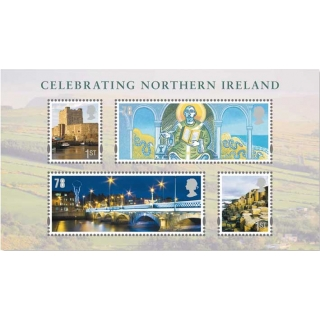 2818x Celebrating Northern Ireland MS