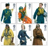 2862 RAF Uniforms set of 6