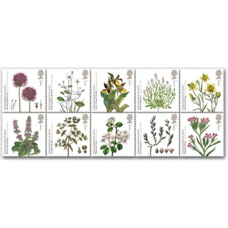 2931 Endangered Plants set of 10