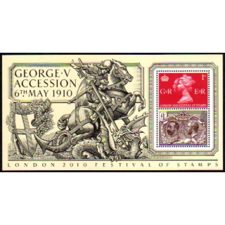 3065 Accession of King George V Centen..