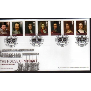 3087 Kings & Queens: The Stuarts set o..