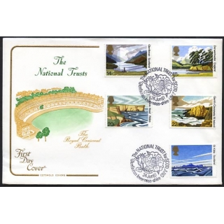 1155F National Trust for Scotland FDC ..