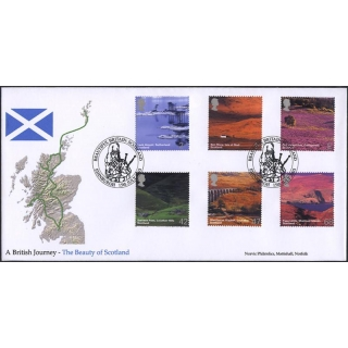 2385.N British Journey Scotland Norvic..