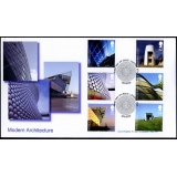 2634 Modern Architecture Norvic FDC