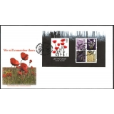 2685 Lest We Forget MS Norvic FDC 2006