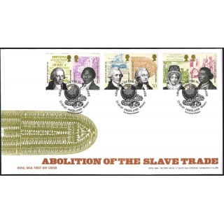 2728 Abolition of Slavery Royal Mail f..