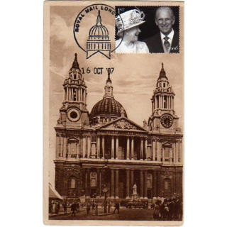 2780 Royal Family St Pauls Cathedral m..