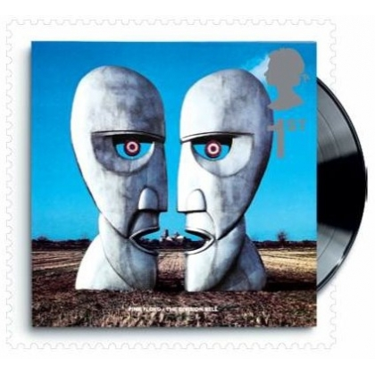 2999 Pink Floyd Division Bell Album Cover single