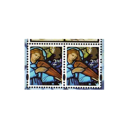 3186a Wm Morris Christmas stamp mint