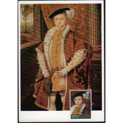 2926 Edward VI maximum card