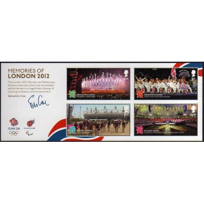 3406 Memories of London 2012