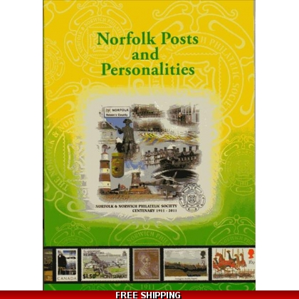 Norfolk Posts & Personalities 64pp book