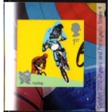 3130 BMX Cycling Olympic self-adhesive..