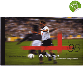 DX18 European Football 1996 Prestige S..