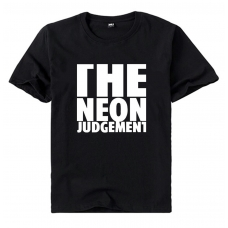"T-Shirt ""THE NEON JUDGEMENT"""