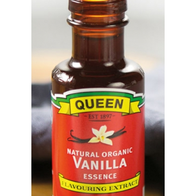 Queen 100ml Natural Organic Vanilla Essence-Extract [ Perfect for pancakes etc ]
