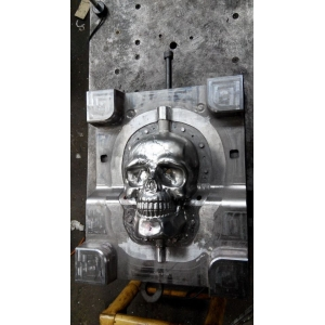 skull shape pumpkins mold steel mould