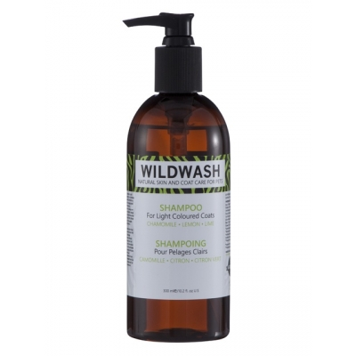 Wildwash Light Coat Shampoo