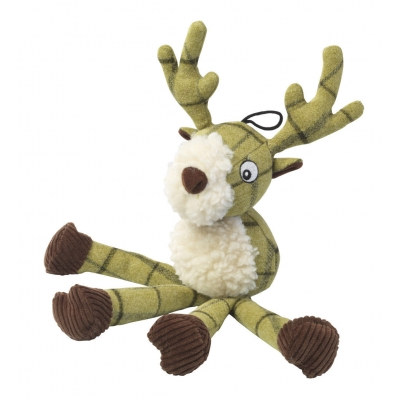 Tweed Tall Stag Toy