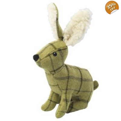 Tweed Hare Toy