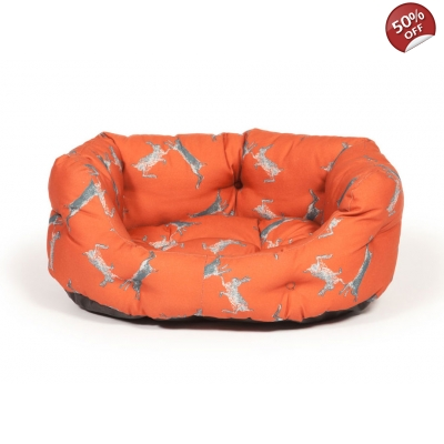 Hare Woodland Bed - Danish Design EXTRA SMALL title=