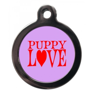 Puppy Love Dog Tag