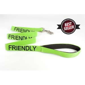 Friendly Dog Lead