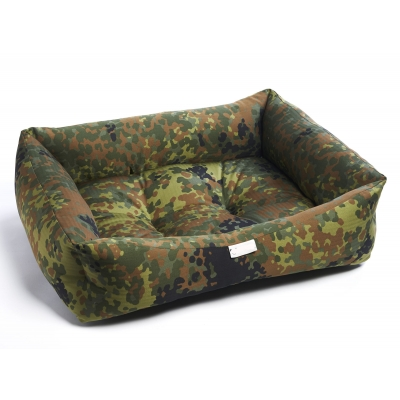 Forest Camouflage Bed