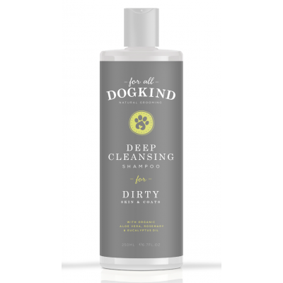 Deep Cleansing Shampoo For All DOGKIND