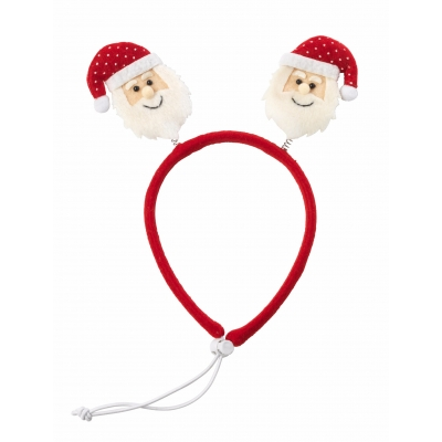 Santa Christmas Head Band