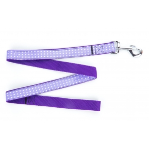 Purple Polka Lead