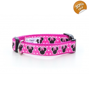 Minnie Mouse Collar