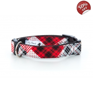 Patchwork Collar