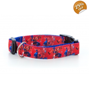 Spiderman Collar