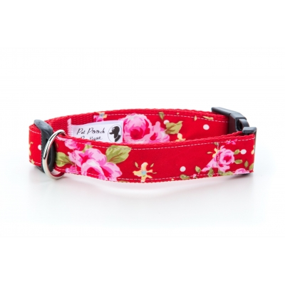 Red Vintage Collar