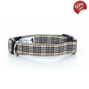 Barkberry Plaid Collar