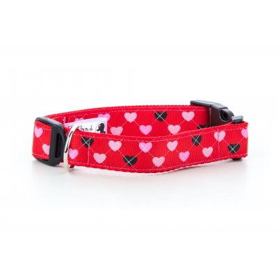 Queen Of Hearts Collar