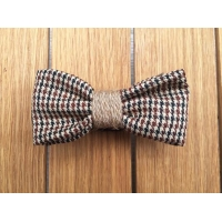 Country Tweed Bow Tie