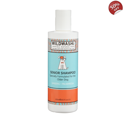Wildwash Senior Shampoo