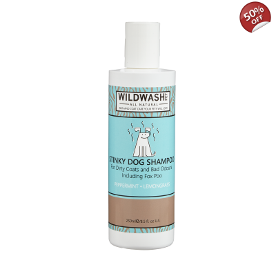 Wildwash Stinky Dog Shampoo