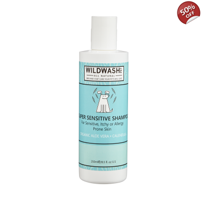 Wildwash Super Sensitive Shampoo