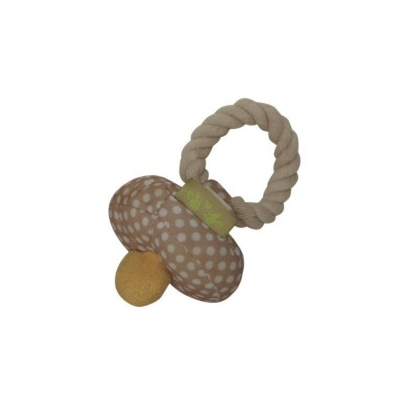 Chi Pacifier Dog Toy