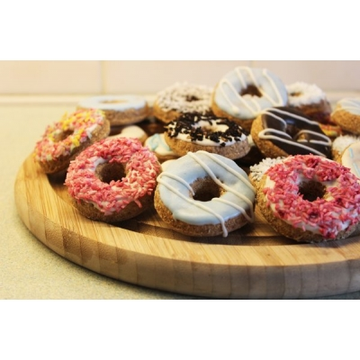 Doggy Doughnuts - box of 12