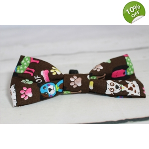 Woof Woof Bow tie
