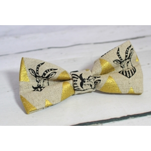 The Golden Impala Bow Tie
