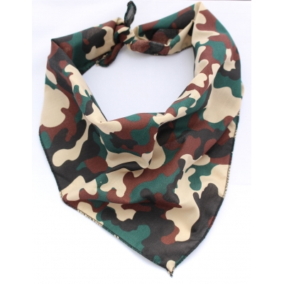 Army Soldier Dog Bandana