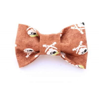 Rockys Pirate Bow Tie title=