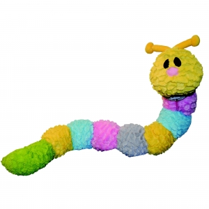 Gigantic Pastel Caterpillar Toy